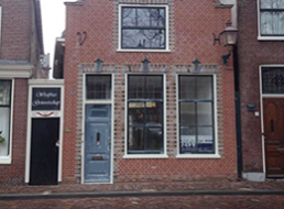 Nieuwbouwproject in Amsterdam-Noord
